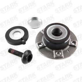 Wheel Bearing Kit Ø: 142mm, Inner Diameter: 32mm with OEM Number 8K0 598 611