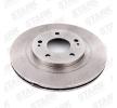 Brake disc kit SSANGYONG Rexton / Rexton 2 (GAB_) 2012 year 7861825 STARK Front Axle, Vented