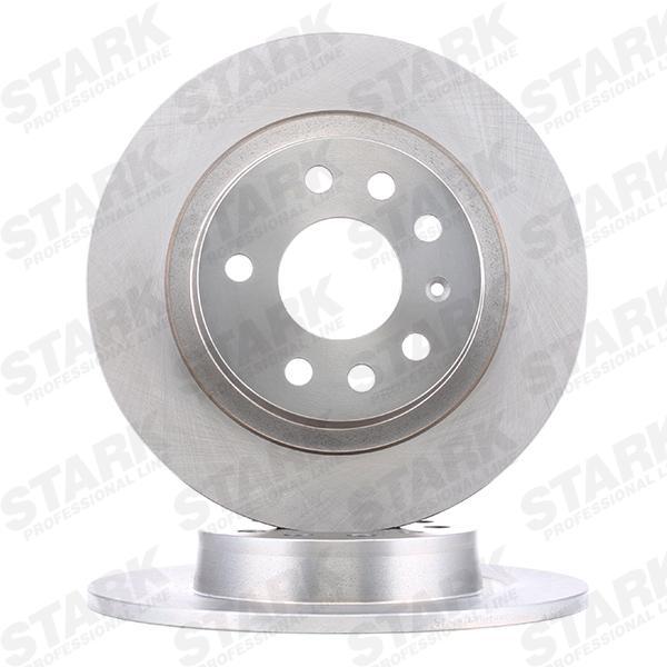 Bremsscheiben Satz STARK SKBD-0022360 Erfahrung