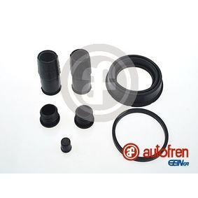 Repair Kit, brake caliper D4598 Clio 4 (BH_) 0.9 TCe 90 LPG MY 2021