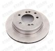 STARK Brake discs and rotors SSANGYONG Vented
