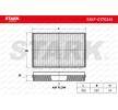 Innenraumfilter VW CRAFTER 30-50 Kasten (2E_) 2016 Baujahr 7862241 STARK Pollenfilter