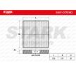 Cabin filter STARK 7862392 Charcoal Filter