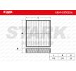 Filtro de aire acondicionado STARK 7862411 Filtro de carbón activado