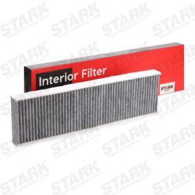 Filter, Innenraumluft Art. Nr. SKIF-0170213 120,00€