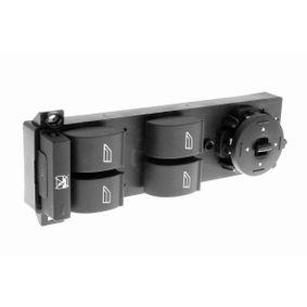 Switch, window regulator V25-73-0056 Focus 2 (DA_, HCP, DP) 1.6 TDCi MY 2008