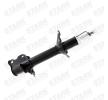 STARK Hinterachse rechts, Öldruck, Federbein, oben Stift, unten Schelle SKSA0131806