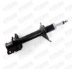 STARK Hinterachse links, Zweirohr, Gasdruck, Federbein, oben Stift, unten Schelle SKSA0131807
