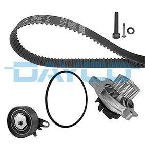 VW T4 Transporter 2.5 Syncro Wasserpumpe + Zahnriemensatz DAYCO KTBWP4900 (2.5 Syncro Benzin 1995 ACU)
