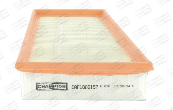 CHAMPION  CAF100915P Luftfilter Länge: 247mm, Breite: 191mm, Breite 1: 167mm, Breite 2: 160mm, Höhe: 66mm, Höhe 1: 58mm, Länge: 233mm