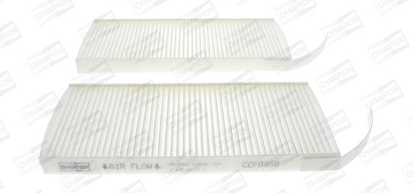 CHAMPION  CCF0458 Filter, Innenraumluft Länge: 241mm, Breite: 106mm, Höhe: 20mm