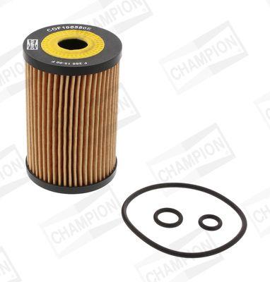 CHAMPION  COF100580E Oil Filter Ø: 65mm, Inner Diameter: 28mm, Height: 101mm