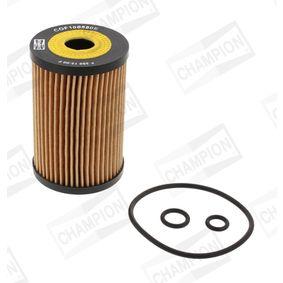 Oil Filter Ø: 65mm, Inner Diameter: 28,5mm, Height: 101mm with OEM Number 03L 115 466