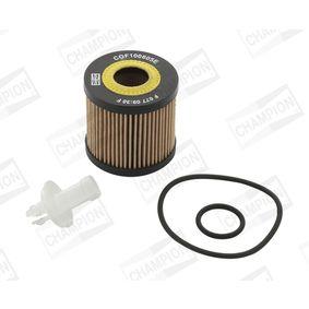 Oil Filter Ø: 68mm, Inner Diameter: 26mm, Height: 67mm with OEM Number 04152-0V010
