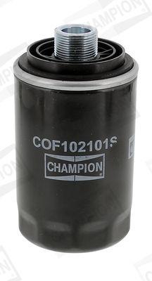 CHAMPION  COF102101S Oil Filter Ø: 76mm, Height: 142mm