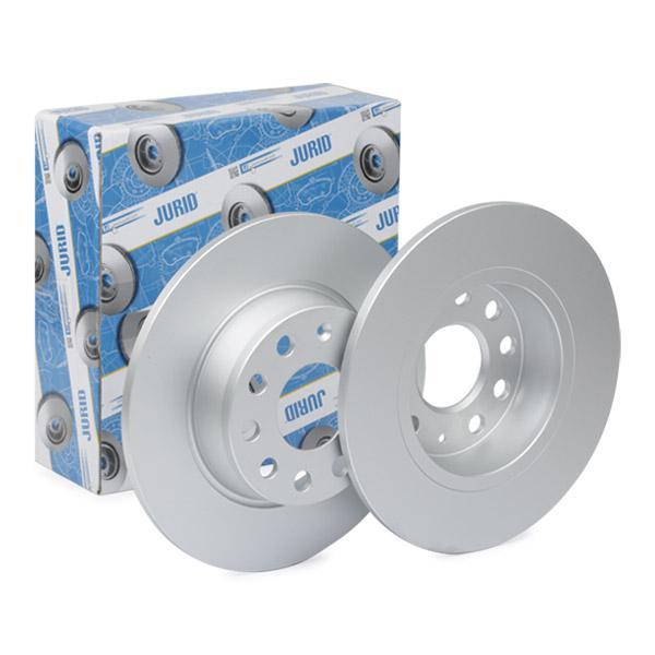 Bremsscheiben 562614JC JURID 562614JC in Original Qualität