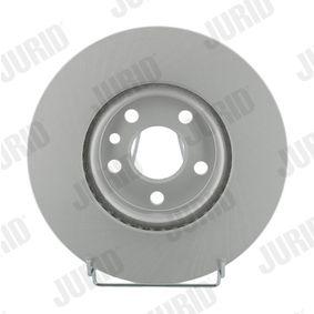 Bremsscheibe Bremsscheibendicke: 28mm, Lochanzahl: 5, Ø: 300mm mit OEM-Nummer 7G91-1125-BA
