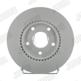 Brake Disc 562675JC JUKE (F15) 1.5 MY 2013