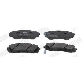 Bremsbelagsatz, Scheibenbremse Höhe 1: 63,5mm, Dicke/Stärke 1: 17,7mm, Dicke/Stärke: 18,2mm mit OEM-Nummer 581014DA00