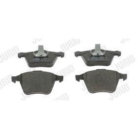 Bremsbelagsatz, Scheibenbremse Höhe 1: 75mm, Höhe 2: 74mm, Dicke/Stärke: 20,2mm mit OEM-Nummer 3 0769125