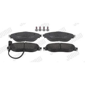 Brake Pad Set, disc brake Article № 573418J £ 140,00