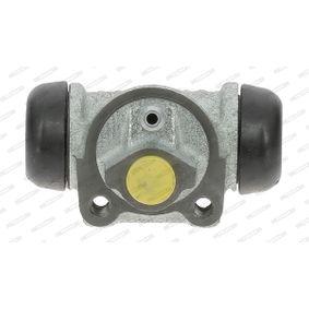 Radbremszylinder Ø: 17,46mm mit OEM-Nummer 7701 040 850