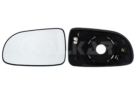ALKAR  6401453 Cristal de espejo, retrovisor exterior