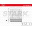 Cabin filter JEEP COMPASS (MK49) 2010 year 7866569 STARK Pollen Filter