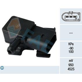 Sensor, Abgasdruck 16102 X3 (E83) 2.0 d Bj 2006