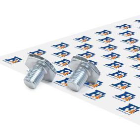 Tapón roscado, colector de aceite 256.851.001 Focus C-Max (DM2) 1.6TDCi ac 2006