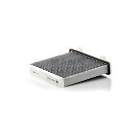 Filtro, ventilación bloque motor con OEM número RE545958
