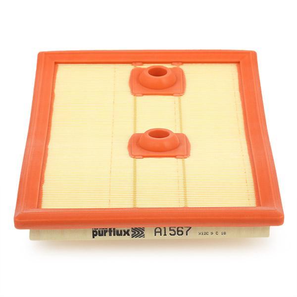Luftfilter PURFLUX A1567 3286062015672