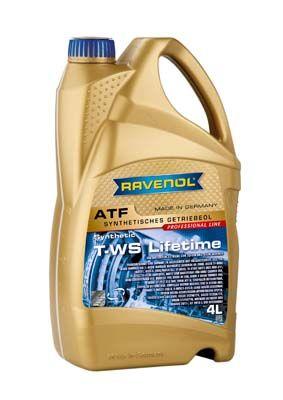 RAVENOL ATF T-WS Lifetime 1211106-004-01-999 Automatikgetriebeöl