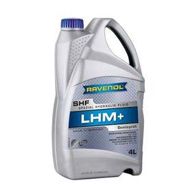 RAVENOL LHM+ 1181110-004-01-999 Hydrauliköl Inhalt: 4l, DIN51524 Teil 2