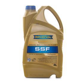 Hydrauliköl VW PASSAT Variant (3B6) 1.9 TDI 130 PS ab 11.2000 RAVENOL Hydrauliköl (1181100-004-01-999) für
