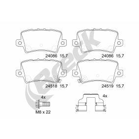 Honda Civic 8 1.8 (FN1, FK2) Wasserpumpe + Zahnriemensatz BRECK 24086 00 704 10 (1.8 (FN1, FK2) Benzin 2006 R18A2)