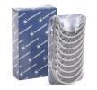 Kurbelwellenlagerschale für VW TOURAN (1T1, 1T2) 1.9 TDI 105 PS ab Baujahr 08.2003 KOLBENSCHMIDT Kurbelwellenlager (77553620) für