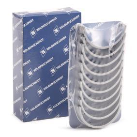 К-кт лагери колянов вал 77553620 Golf 5 (1K1) 1.9 TDI Г.П. 2004
