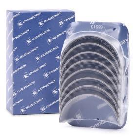 KOLBENSCHMIDT  87998610 К-кт биелни лагери количество: 8