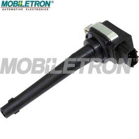 Ignition Coil Number of Poles: 3-pin connector with OEM Number 77 01 065 086