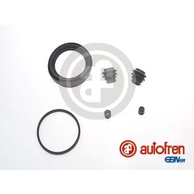 Repair Kit, brake caliper D42177 RAV 4 II (CLA2_, XA2_, ZCA2_, ACA2_) 2.0 4WD (ACA21, ACA20) MY 2003