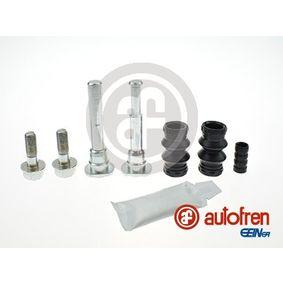 2012 Mercedes W169 A 200 CDI 2.0 (169.008, 169.308) Guide Sleeve Kit, brake caliper D7039C