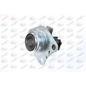 Lagerung, Motor Gummi/Metall mit OEM-Nummer 8200277791