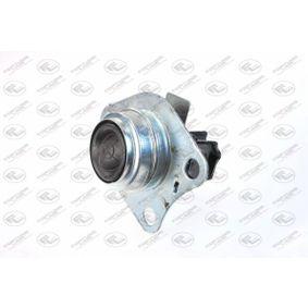 Lagerung, Motor Gummi/Metall mit OEM-Nummer 7700 437 391