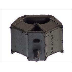 Lagerung, Motor Gummi/Metall mit OEM-Nummer 11 81 1 176 387
