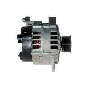 Lichtmaschine Rippenanzahl: 6 mit OEM-Nummer 5702C0