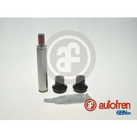 Guide Sleeve Kit, brake caliper D7100C PANDA (169) 1.2 MY 2008