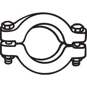 Touran 1T1, 1T2 1.9TDI Endschalldämpfer BOSAL 254-270 (1.9TDI Diesel 2004 BXE)