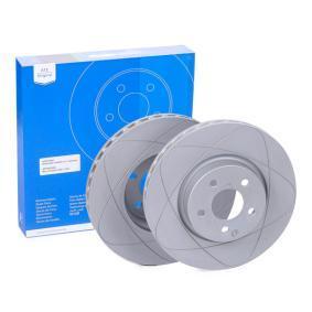 Brake Disc 24.0332-0101.1 E-Class Saloon (W212) E 350 3.5 4-matic (212.088) MY 2012