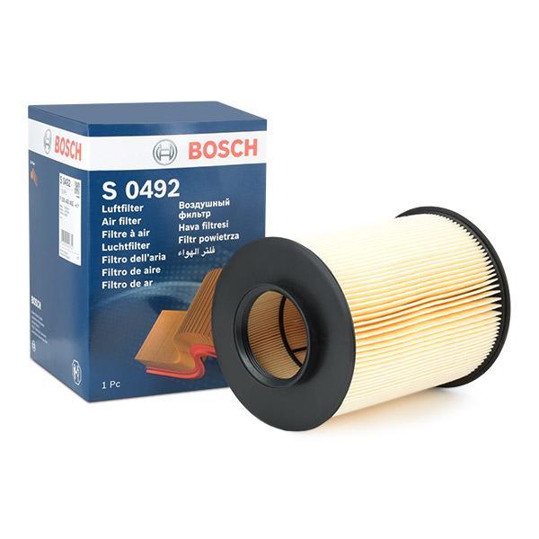 Filter BOSCH F026400492 Erfahrung